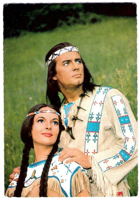 film gratis winnetou pierre brice and karin dor in winnetou 2 teil 1964