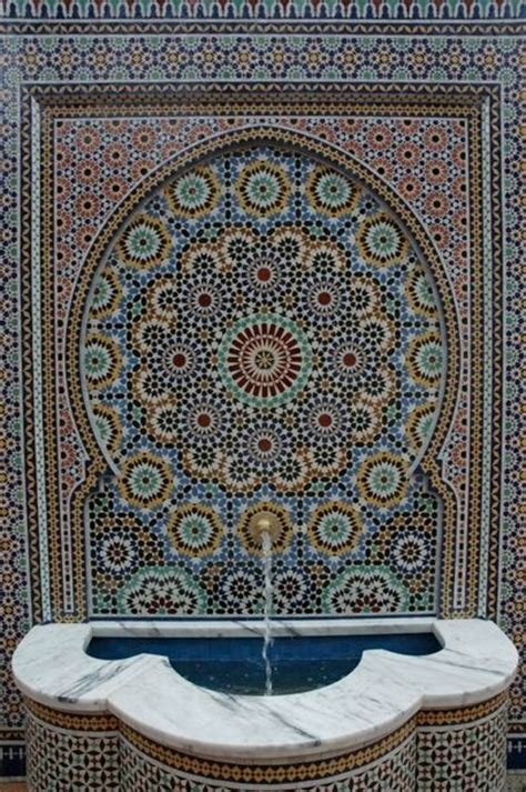 mosaic tile designs moroccan mosaic tile zellige fireplace surrounds