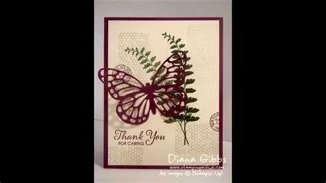 card basics butterfly basics by stin up 20 card ideas