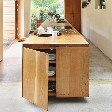 oak kitchen island units modern kitchen with solid oak island kitchen decorating