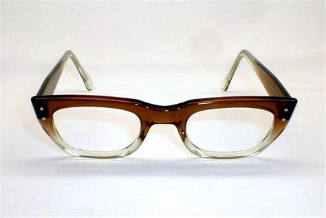 mens vintage 2 tone g frames