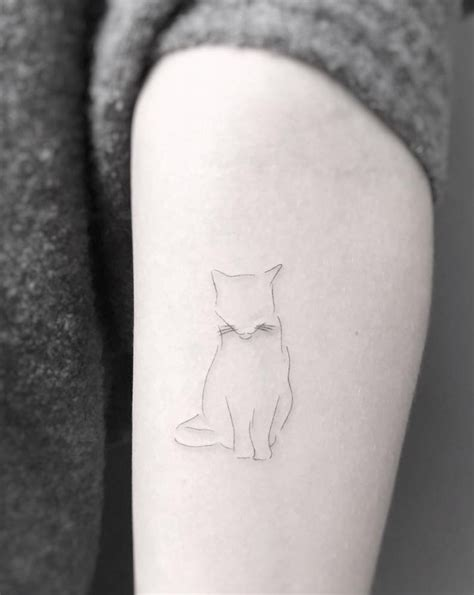 45 cat tattoos for true cat lovers tattoomagz