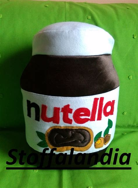 cuscini regalo cuscino nutella idea regalo per la casa e per te