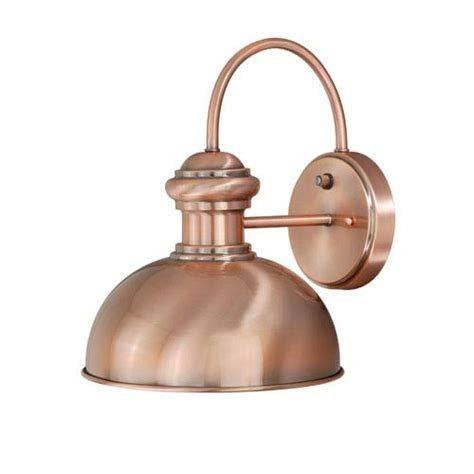 Copper Outdoor Light Wall Mounted Copper Outdoor Lighting Bellacor