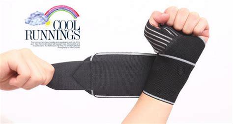 Murah Oem Assured Adjustable Wrist Support oem odm one size adjustable wrist support protector wrist wrap view wrist wrap