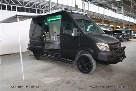 luxury mercedes sprinter luxury custom mercedes sprinter vans for sale