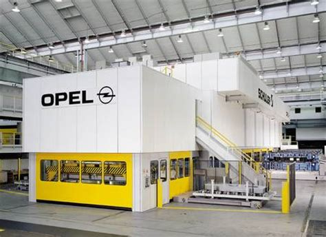 gerb india press line opel r 252 sselsheim germany