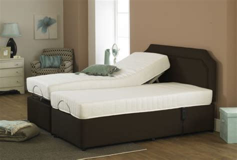 imperial opulence memory foam adjustable dual bed electric beds