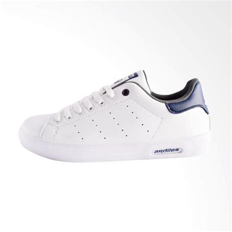Sepatu Sneaker Ardiles jual ardiles harbour sneakers shoes sepatu pria putih biru harga kualitas