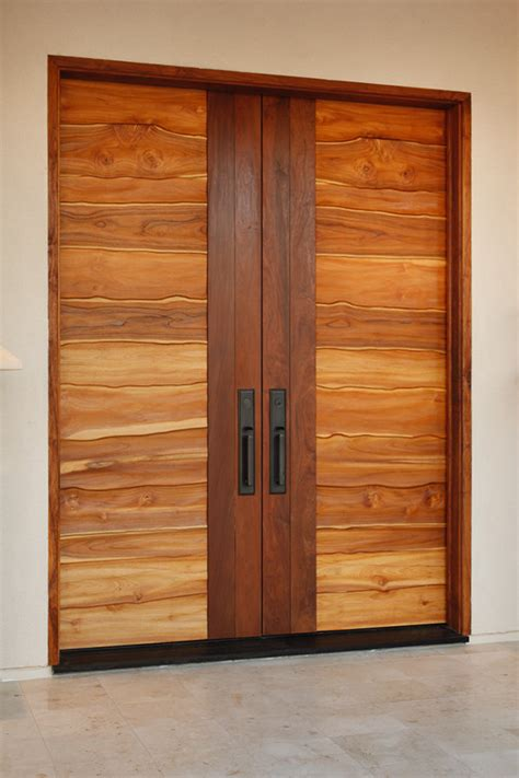 Teak Front Door Carved Teak Entry Doors On Behance