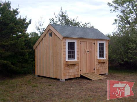 Salt Box Sheds by Nantucket Sheds Custom Sheds Garden Sheds Storage Sheds