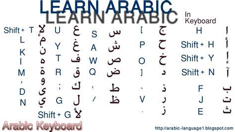 Letter In Arabic arabic letters in arabic keyboard
