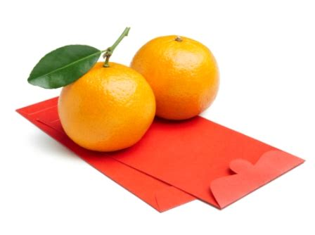 new year oranges exchange expressions quot a pair of mandarin oranges quot as a homophone