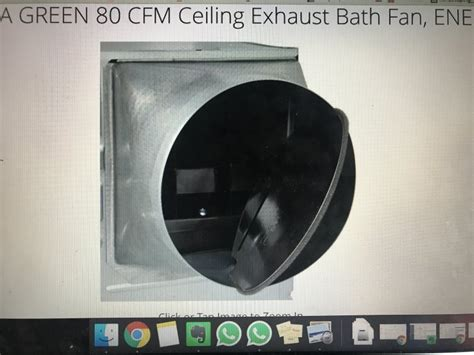 Bathroom Exhaust Fan Flapper Noise Bathroom Vent Flapper Noise From Wind Terry