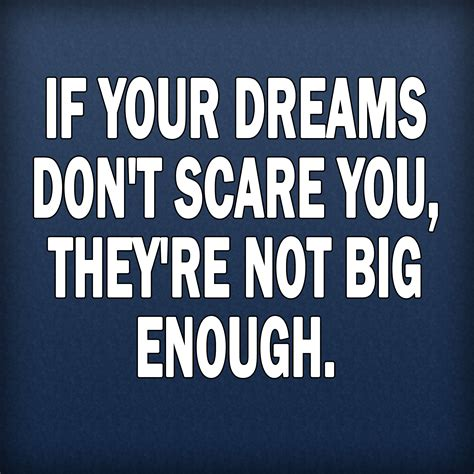 if you re dreaming big i don t get nervous by danny bautista like success