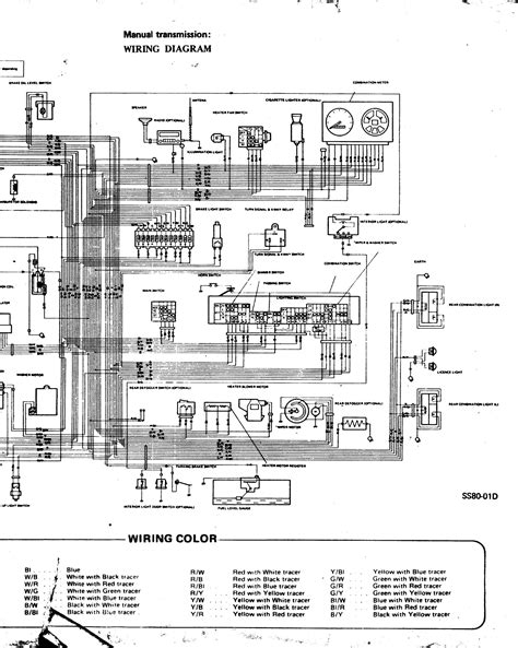 1984 mercury tracer wiring diagram wiring automotive