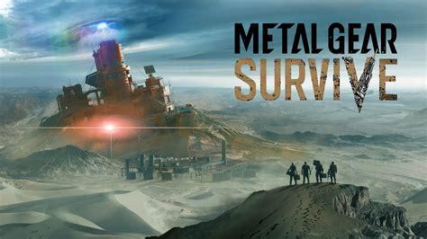 metal gear survive  game  wallpapers hd wallpapers