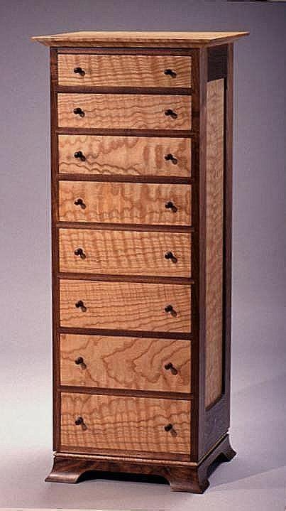 Lingerie Dresser by Handmade Eight Drawer Dresser Lingerie Chest By Jeff Lind