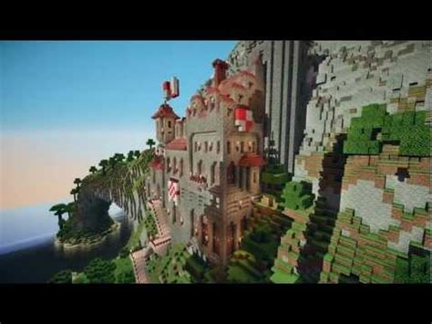 elven port kingdom minecraft project