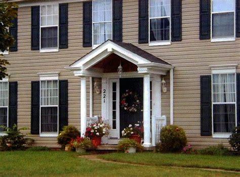 front door portico designs porch gable designs pictures