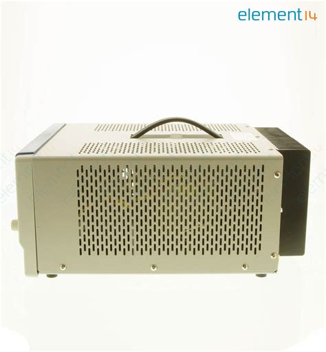 bench supply 1747 b k precision bench power supply single
