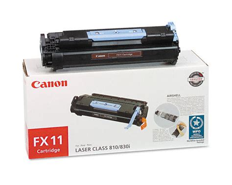 Canon 830 Ink Cartridge canon laserclass 830i toner cartridge made by canon