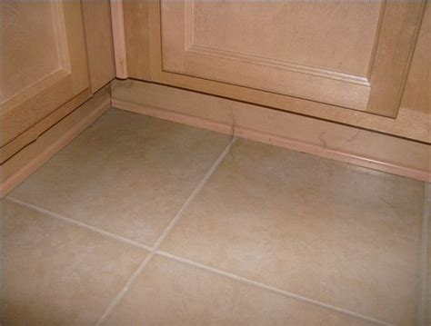 kitchen cabinet base molding how to replace kitchen cabinet base molding 5 steps ehow