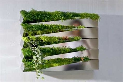 wall garden design vertical garden design adding look to house