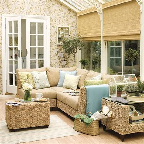 small sofas for conservatories small conservatory with wallpaper small conservatory