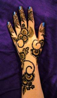 henna designs for hands arabic for kids easy step by step