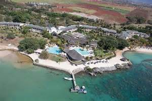 Hotel from the air picture of maritim resort amp spa mauritius