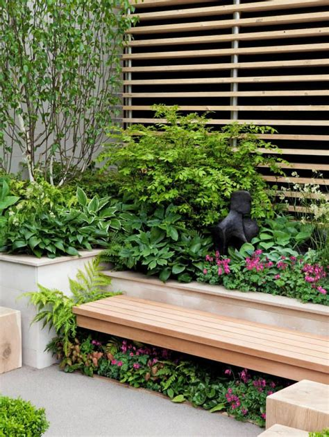 plant benches plant shade loving perennials under garden bench this