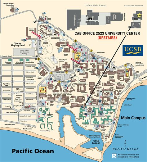 map uc santa santa barbara map world map