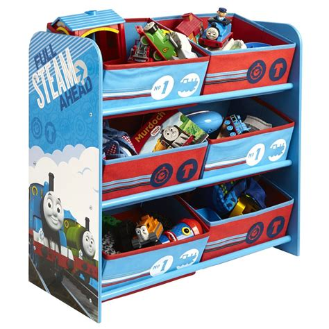 thomas and friends bedroom thomas friends 6 bin storage bedroom furniture tank engine new ebay