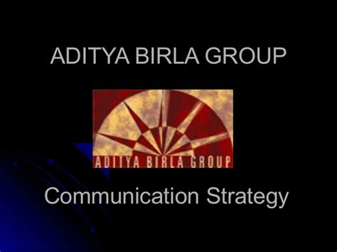 In Aditya Birla For Mba Freshers by Aditya Birla