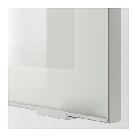 Frosted Glass Doors Ikea Jutis Glass Door Frosted Glass Aluminium 40x80 Cm Ikea