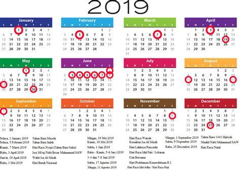 kalender  lengkap  tanggal merahnya sosialpost