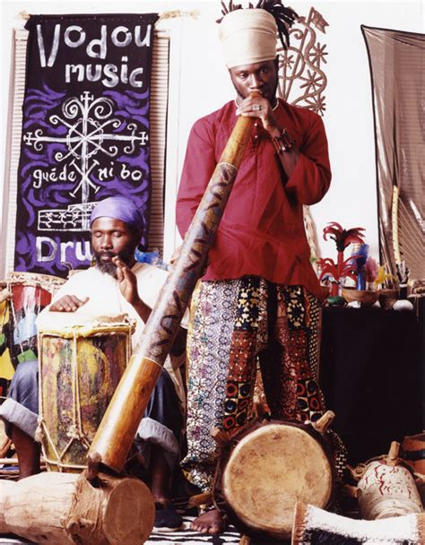 Traditional Haitian Bonga by Vodou Drums Of Haiti