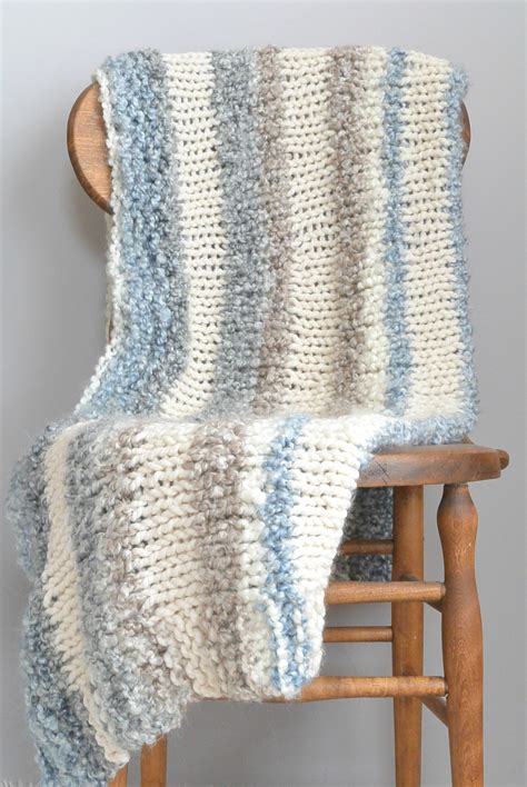 knitting pattern throw cuddly quick knit throw blanket pattern mama in a stitch