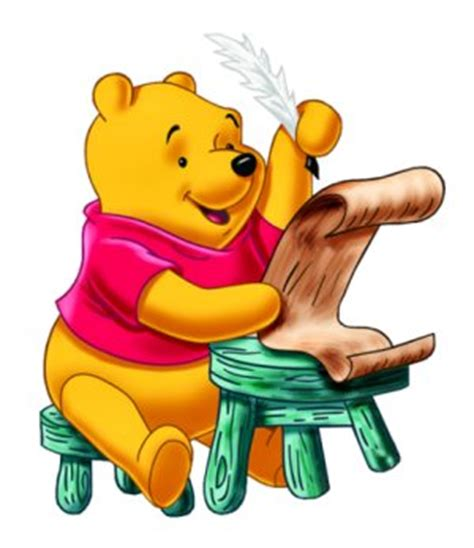Imagenes De Winnie Pooh Estudiando | winnie pooh