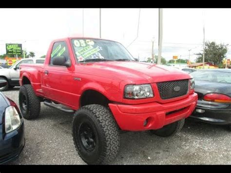 ford ranger edge lifted pickup truck in florida $1500 down