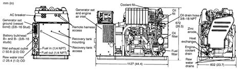 marine wiring diagram for generator 28 images