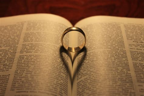 Wedding Bible by Wedding Ring In Bible By Xelectrichigh On Deviantart