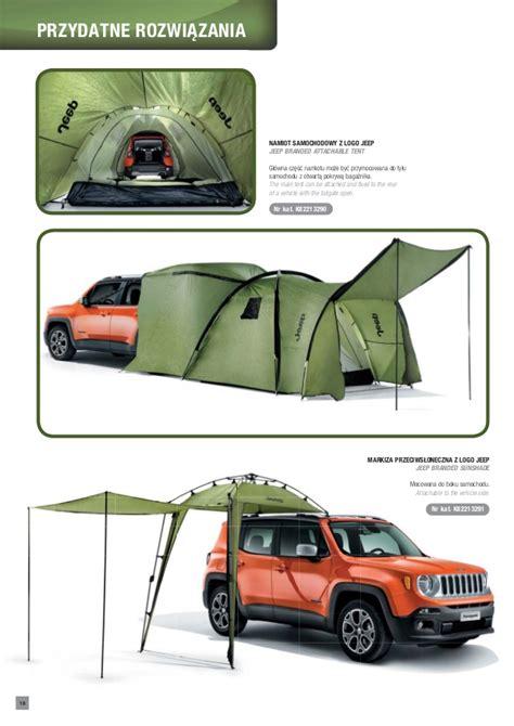jeep renegade tent jeep renegade katalog oryginalnych części i akcesori 243 w