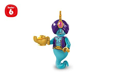 Genie L From by Genie Characters Minifigures Lego