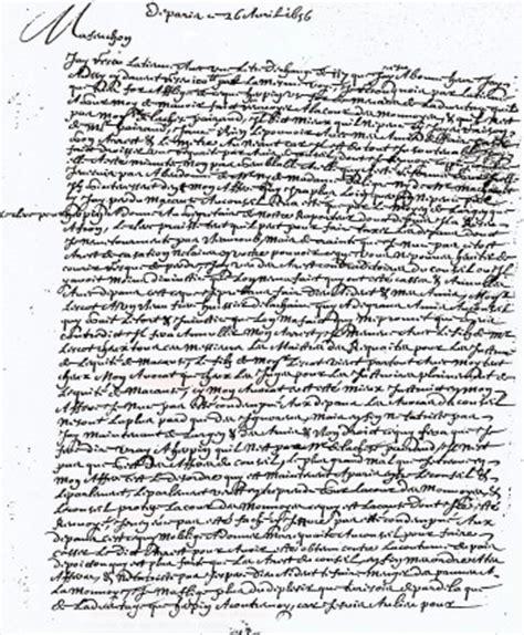 Exemple De Lettre Du Xvii Siècle Les D 233 Boires Judiciaires D Un Orf 232 Vre Poitevin Au 17 232 Me Si 232 Cle 1 2 Histoire S Singuli 232 Re S