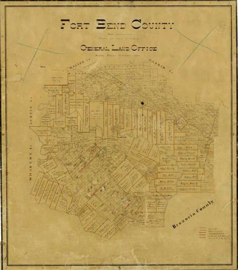 Fort Bend County Records History Of Fort Bend County Access Genealogy