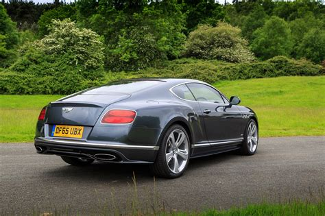 bentley continental 2016 bentley continental gt 2016 review 626 bhp and 820 nm of