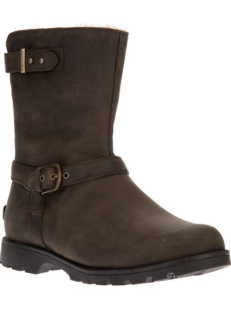 ugg grandle boot in brown lyst