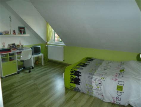 deco chambre vert anis deco chambre ado vert anis chocolat visuel 4